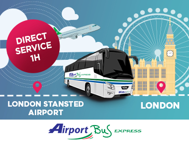 Stansted - London 1 hour trip